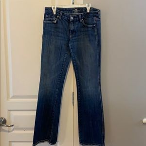 Size 29 Seven for all Man Kind Jeans
